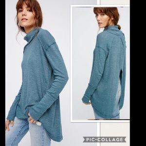NWT Free People Turtleneck Long Sleeves Sweater